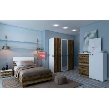Кровать Соломон СО 02 (Висент)