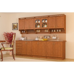 Кухня Корона  2.0  (Мебель Сервис)