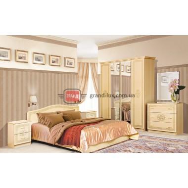 """Спальня """"Флоренция"""" 4Д (Світ меблів)"""