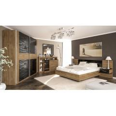 Спальня Фиеста (Мебель Сервис)