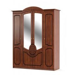 Шкаф Бароко 4Д (Мебель Сервис)