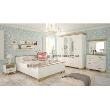 Спальня Ирис (Мебель Сервис)