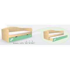 Кровать Дисней КРМ (Модерн)