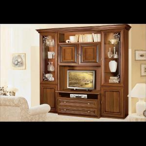 Гостиная витрина ТВ (Скай)
