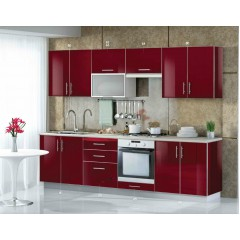 Кухня MIRROR GLOSS (MEBEL-Star)