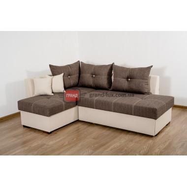 Угловой диван Бенефит 11 (Элегант)