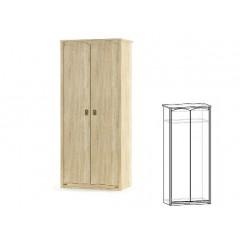 Шкаф 2Д Валенсия (Мебель Сервис)