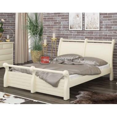 Кровать деревянная Сицилия (Mebigrand)