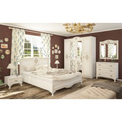 Спальня Милан (Мебель Сервис)