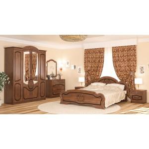 Спальня Барокко 5Д (Мебель Сервис)