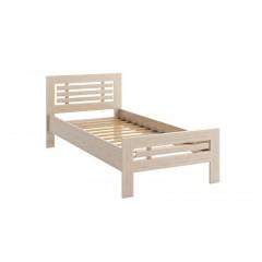 Кровать Фрезия Сосна 90 (Camelia)