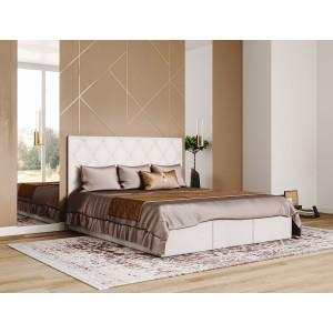 Кровать Каролина 2 (Світ Меблів)