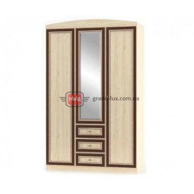 Шкаф 3Д3Ш Дисней (Мебель Сервис)