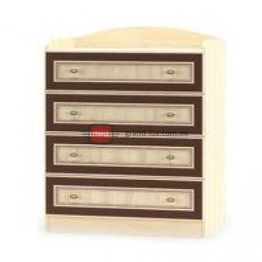 Комод 4Ш Дисней (Мебель Сервис)