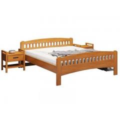 Кровать Розалия Дуб (Camelia)