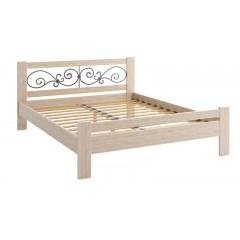 Кровать Жасмин Сосна (Camelia)