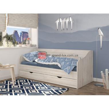 Кровать односпальная Комфорт (Maxi Мебель)