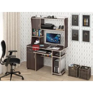 Стол компьютерный СКП-02 (Maxi Мебель)