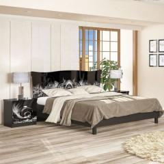 Кровать Ева (Мебель Сервис)