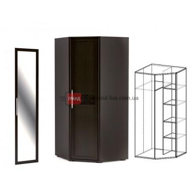 Шкаф угловой Токио (Мебель Сервис)