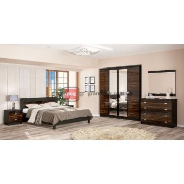 Спальня Ева макасар (Мебель Сервис)
