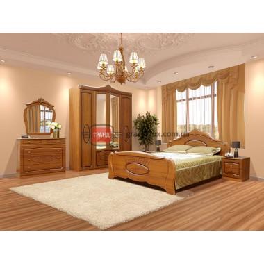 """Спальня """"Катрин"""" 4Д (Світ Меблів)"""