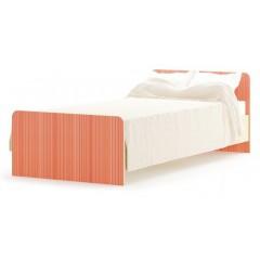 Кровать 90 Симба (Мебель Сервис)