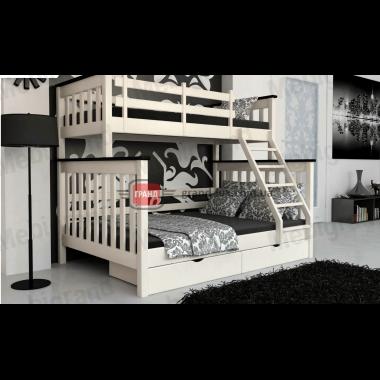 Кровать Скандинавия (Mebigrand)