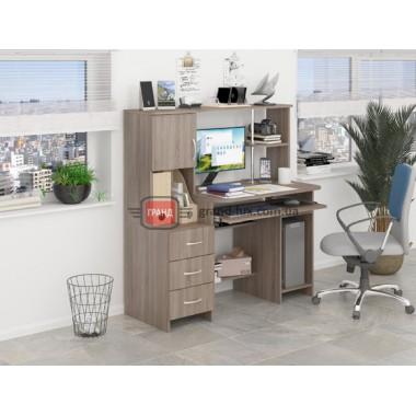 Стол компьютерный СКП-08 (Maxi Мебель)