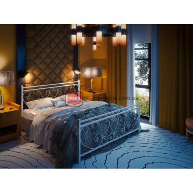 Металлическая кровать Монстера (Тенеро)