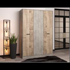 Шкаф 3Д Бари (Сокме)