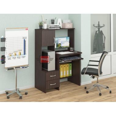 Стол компьютерный СКП-07 (Maxi Мебель)