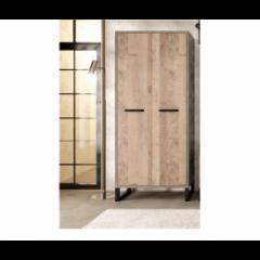 Шкаф 2Д Бари (Сокме)