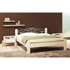 Кровать Амелия Дуб (Camelia)