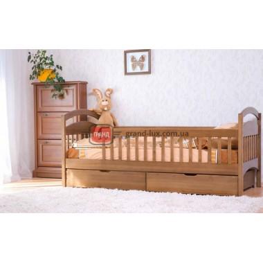 Кровать Арина одноярусная с перегородками