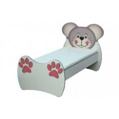 Кровать детская Мышонок, без матраса