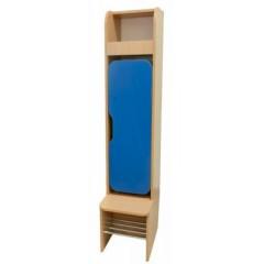 Шкаф детский 1-местный для раздевалки