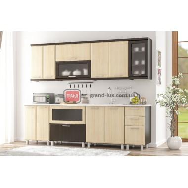 Кухня Тера 2.6 (Мебель Сервис)