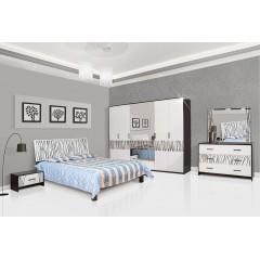 Спальня Бася Нова 4Д3 (Світ Меблів)