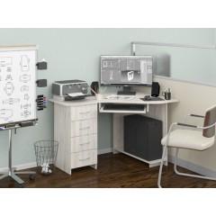 Стол компьютерный СКУ-03 (Maxi Мебель)