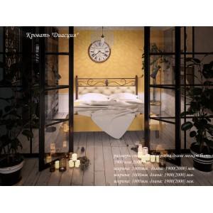 Металлическая кровать Диасция (Тенеро)