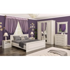 Спальня Бристоль (Мебель Сервис)