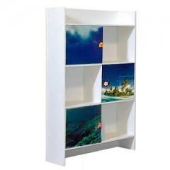 Шкаф книжный мульти Дельфины (Світ Меблів)