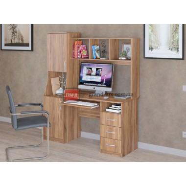 Стол компьютерный СМ-01 (Maxi Мебель)