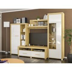 Гостиная Неон-1 (Мебель Сервис)