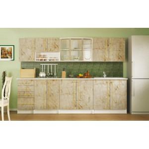 Кухня Алина 2.6 (Мебель Сервис)
