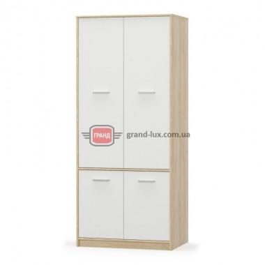Шкаф 4Д Типс (Мебель Сервис)