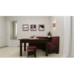Кухонный уголок Марсель Винил (Компанит)