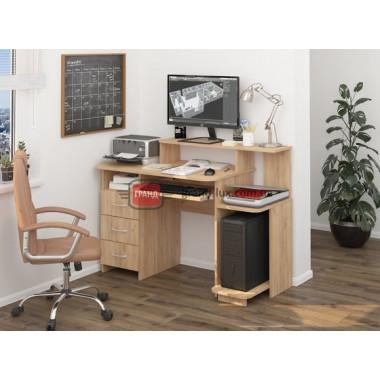 Стол компьютерный СКП-13 (Maxi Мебель)