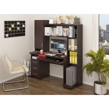 Стол компьютерный СКП-11 (Maxi Мебель)